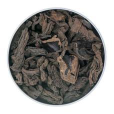 связанный черный чай